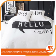 Bester Preisgroßverkauf chinesisches Textilbett-Blattgewebe mit hochwertiger Qualität