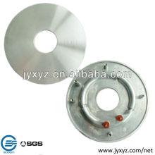 el calentador de la aleación de aluminio del OEM calienta la cazuela de aluminio del cookware de la fundición