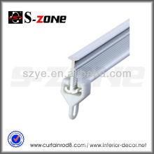 Room divider PVC plastic flexible curtain track SC03