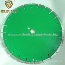 Diamond Core Competence Circular Saw Blade with Segmented (SY-DCB-99)