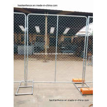 American Temporary Chain Link Mesh Fence Panel, Temp Chain Link Fening Panel