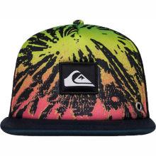 Chapéu liso feito sob encomenda do Snapback das cores brilhantes