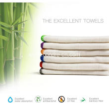 Organic Natural Bamboo Wash Cloth Multifunction