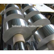 Papier d'emballage en aluminium de 6,3 microns
