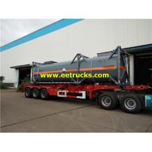 30м3 30 футов гипохлорита натрия танк-контейнеров