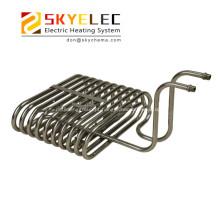 trocador de calor de aço inoxidável (usado para solução de revestimento)
