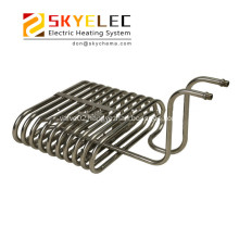 stainless steel heat exchager(used for plating solution)
