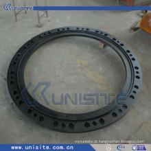 Flange forjado de aço carbono com precisão (USD-2 - F-001)
