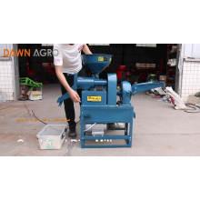 DAWN AGRO Мини Комбинированная рисовая мельница Huller Machine для домашнего использования