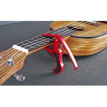 Clip para sintonizador de acessórios para ukulele