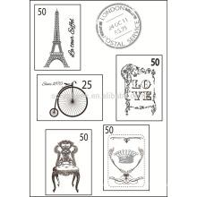 Sammlung Briefmarken Set, Sammelalbum klare Stempel
