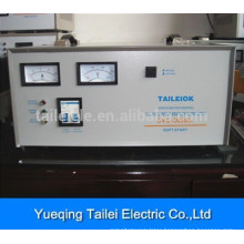single phase automatic voltage regulator for home use