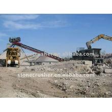 50-500TPH Quarzstein Produktionslinie