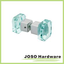Popular Glass Door Handle Top Knob Furniture Knobs (DKB18)