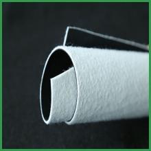 Geomembrana de HDPE branco composto para aterro
