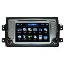 2 DIN DVD-плеер автомобиля для FIAT Sedici GPS-навигатор HD Сенсорный экран Функция