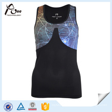 Wholesale Racer Back Girls Sexy Gym Tank Tops Athletic Wear