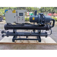 75ton Water Cooled Screw Chiller with R407c/R410A
