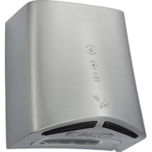 HEPA Long Wind Outlet Stainless Steel Automatic Hand Dryer with Hot/Cold Switch