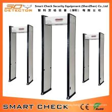 Single Zone Metal Detector Door Security Door Airport Door