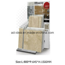Оптом плитка Дисплей стенд/ Дисплей для мрамора, мозаики и т. д.