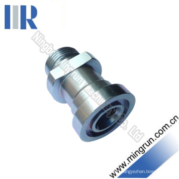 Metric Male / S Series Flange Adapter Tube Connector (1DFS)
