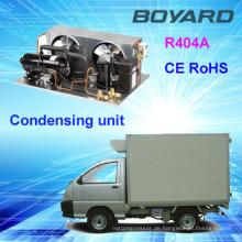R22 r404a Kühlkompressor kleine Kälteanlagen Kühlaggregat Kälteanlage für Kühlraum-Kondensator-Einheit