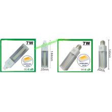 3 ans de garantie 7W LED G24 Pl lampe