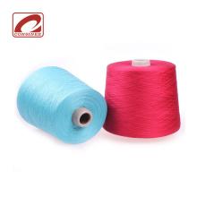semi worsted cashmere silk yarn for knitting machine