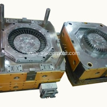 Front grille plastic injection mould