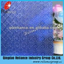 3mm / 3.5mm / 4mm / 5mm / 6mm Getöntes Muster Glas / Farbe Abbildung Glas / Bronze Muster Glas / Grün Abbildung Glas / Blau Muster Glas / Gelb Muster Glas