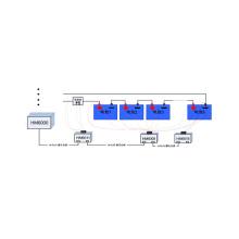 Sistema de monitoramento online da bateria