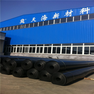 1.0mm HDPE Geomembrane Plastic Fish Farm Liner