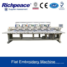 Richpeace máquina plana de bordado