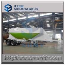 2 Axle 28 Cbm Euro Standard Bulk Cement Tanker Trailer