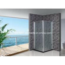 Cabine de cabine de douche simple (EM-800 sans plateau)