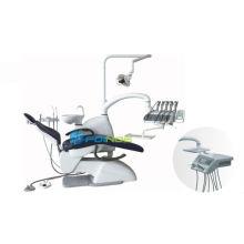 Unité dentaire montée sur chaise (NOM DU MODÈLE: 2200) - approuvé CE--