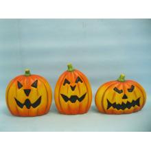 Artes y oficios de cerámica calabaza de Halloween (LOE2375-A14)