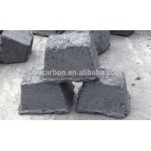 Pâte d'électrode de carbone pour la production de carbure de calcium