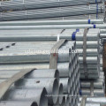 BS1387 ASTM A53 Hot Dipped Galvanized Steel Pipe with Threaded End and Plastic Caps