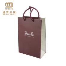 Новый романтический Стиль бумажный мешок для одежды