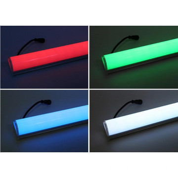 Fachada LED Iluminación RGB Tube Light