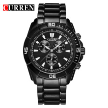 Casual Stainless Steel Quartz Watches Men