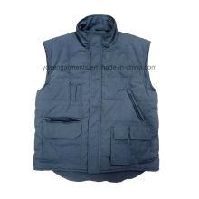 Men′s Tc Body Warmer Padded Padding Winter Sleeveless Vest for Outdoor
