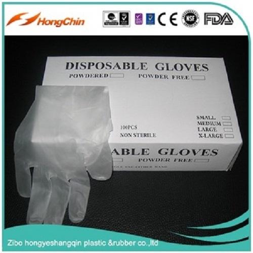 Clear Glove