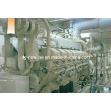 Mitsubishi Ku30gsi CHP System Gas Generator Set / Gas Power Generator Set (3650kw-5750kw)