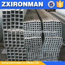 preço de tubo oco de aço estrutural