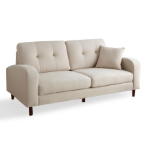 Sofá de mobiliário para casa de lazer