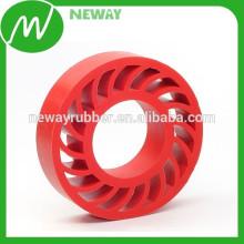 Custom Made Silicone Rubber Elastomer Part