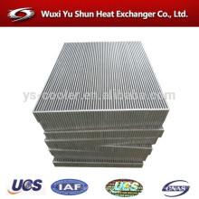 Chinesischer Hersteller von Aluminium Nachkühler Kern / Ölkühler Kern / Öl Heizkörper Kern